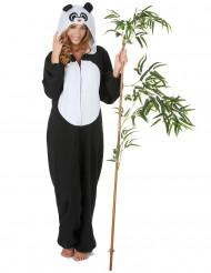 Disfarce de Panda mulher