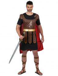 Disfarce guerreiro gladiador homem