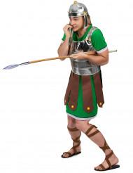 Disfarce de legionário romano homem