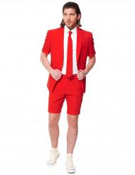 Fato de verão Mr. Vermelho homem Opposuits™