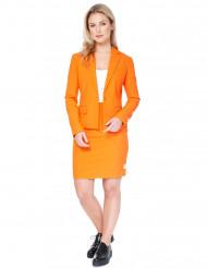 Fato Mrs. Cor de laranja mulher Opposuits™
