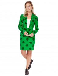 Fato Mrs. Lucky mulher Opposuits