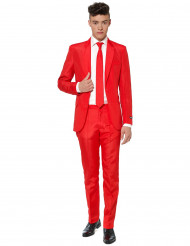 Fato Mr. Solid vermelho homem Suitmeister™