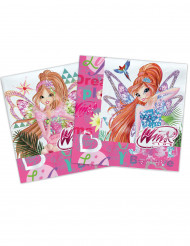 20 Guardanapos de papel Winx Butterflix™