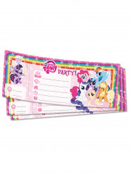 20 Convites My Little Pony™
