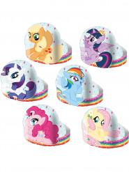 6 Diademas de cartão My Little Pony™