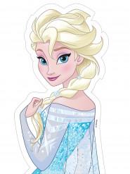 Folha ázimo Elsa a Rainha do Gelo™ 25 x 13 cm