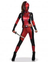 Disfarce sexy Deadpool™ mulher