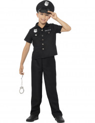 Disfarce polícia de Nova Iorque menino