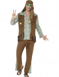 Disfarce hippie anos 60