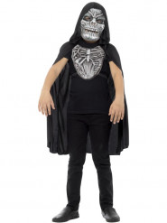 Kit de senhor da morte criança Halloween
