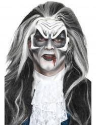 Prótese em mousse látex vampiro adulto Halloween