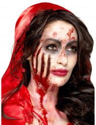 Prótese látex arranhões adulto Halloween
