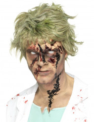 Crosta de sangue zombie adulto Halloween