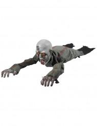 Decoração luminosa e animada zombie rastejante Halloween