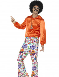 Calças hippie anos 60