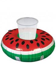 Porta-copos insufláveis melancia 18 cm