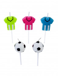 5 Velas Futebol