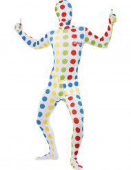 Disfarce segunda pele Twister™ homem