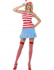 Disfarce Onde está o Wally™ sexy mulher
