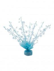 Peso para balão hélio estrelas azuis 250 gr