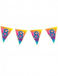 Grinalda bandeirolas 8 anos