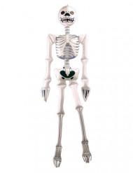 Decoração esqueleto insuflável
