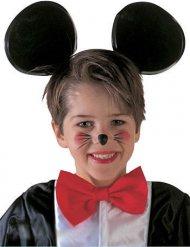 Bandolete preta orelha de rato criança