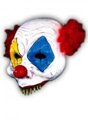 Máscara de palhaço assustador adulto Halloween