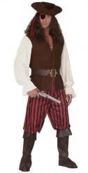 Disfarce rei dos piratas - homem