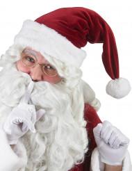 Gorro de Natal Super Luxo adulto