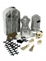 Kit de 21 decorações Halloween