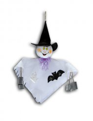 Decoração para pendurar fantasma Halloween