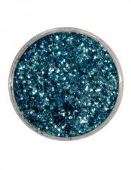 Caixa de brilhantes azuis 2 gr