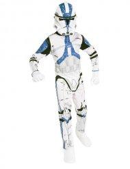 Disfarce de Clone Trooper Star Wars™ criança