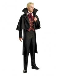 Disfarce barão vampiro Halloween