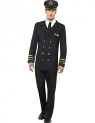 Disfarce oficial da marinha homem