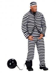 Corrente de tornozelo com bola de prisioneiro insuflável