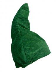 Gorro de anão pontudo verde
