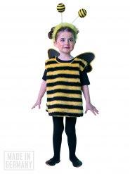 Disfarce de abelha criança amarelo