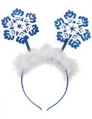 Bandolete Flocos de neve Natal mulher