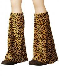 Perneiras Disco leopardo adulto