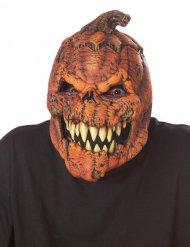 Máscara articulada abóbora aterradora ani-motion™ adulto
