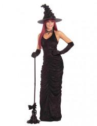 Disfarce bruxa preta sexy