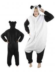 Disfarce panda adulto