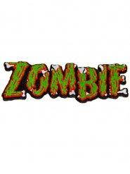 Adesivo de tecido zombie