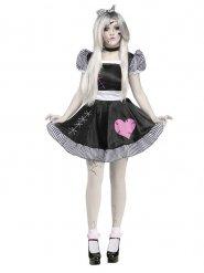 Disfarce boneca Halloween
