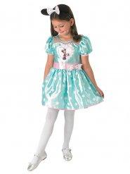 Disfarce deluxe cupcake menta Minnie™ menina