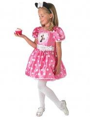 Disfarce deluxe cupcake Minnie™ menina