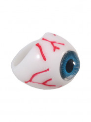 Anel olho azul adulto